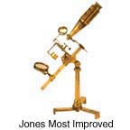 Jones Most Improved - 1031