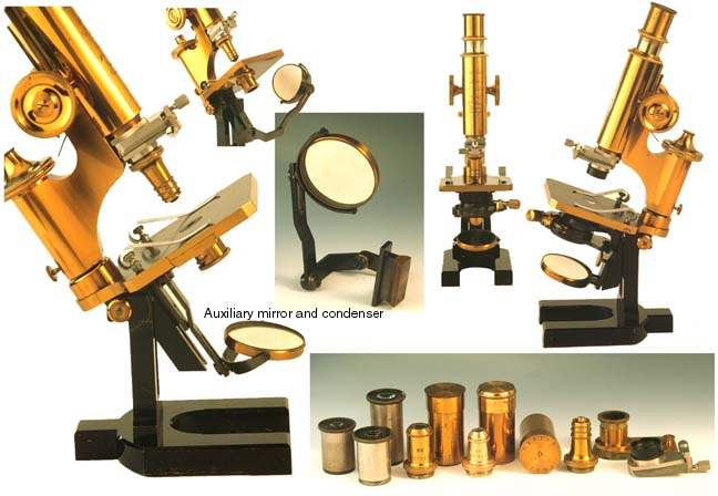 carl zeiss jena microscope serial numbers dates